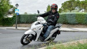 Fotos: Prueba Honda Vision 110 Euro 5
