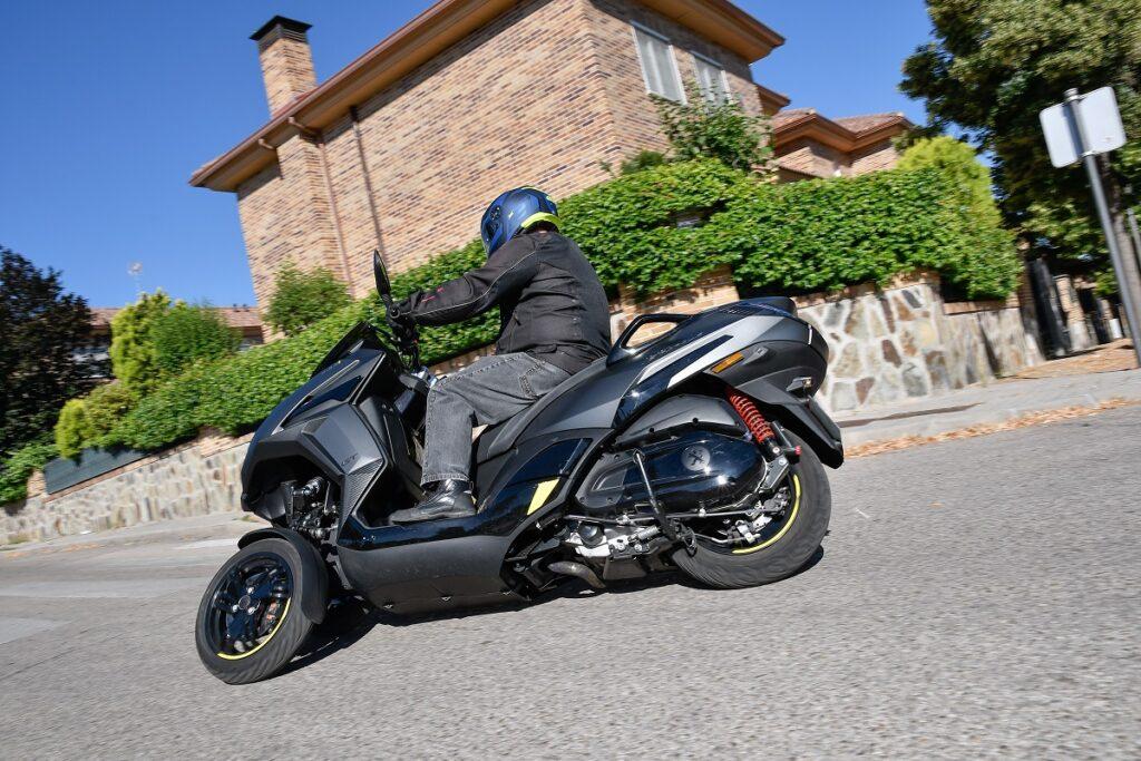 Scooter 3 ruedas 2 1