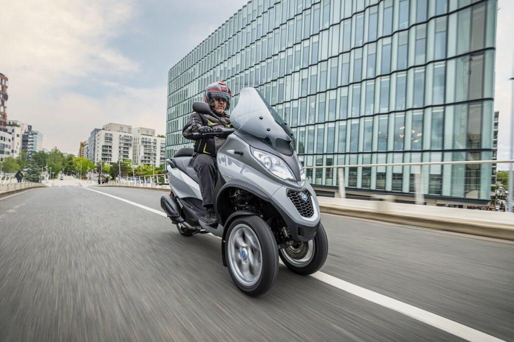 Scooter 3 ruedas