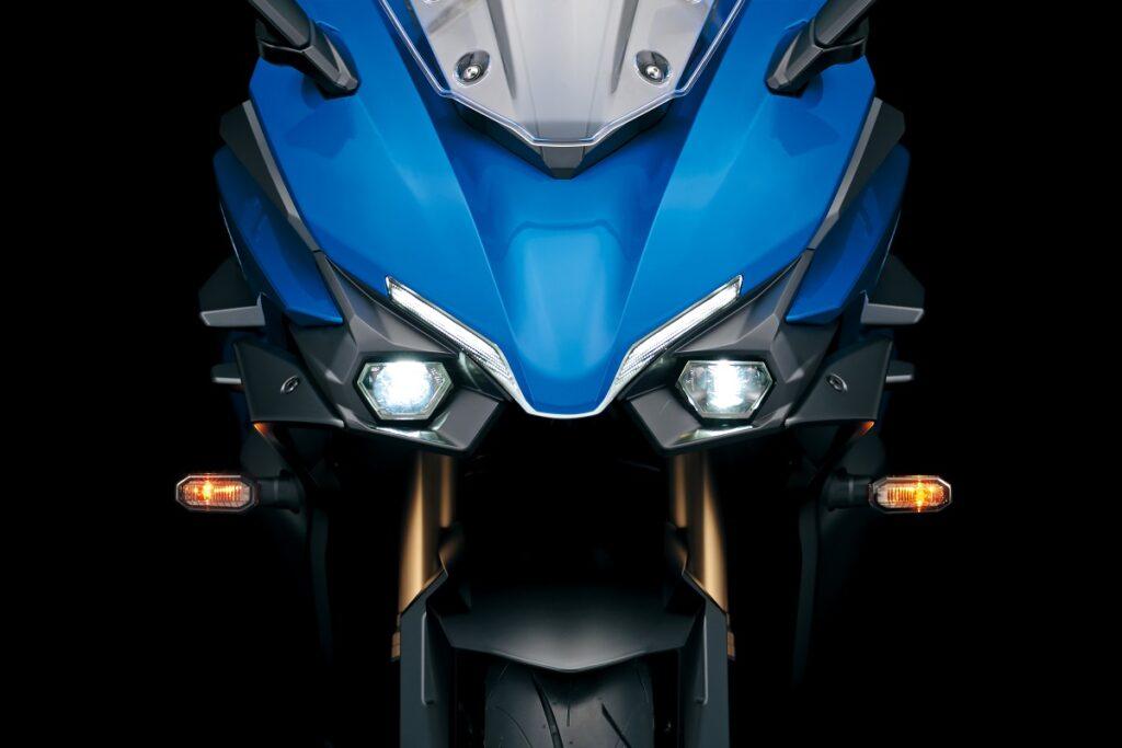 Suzuki GSX S1000GT 6