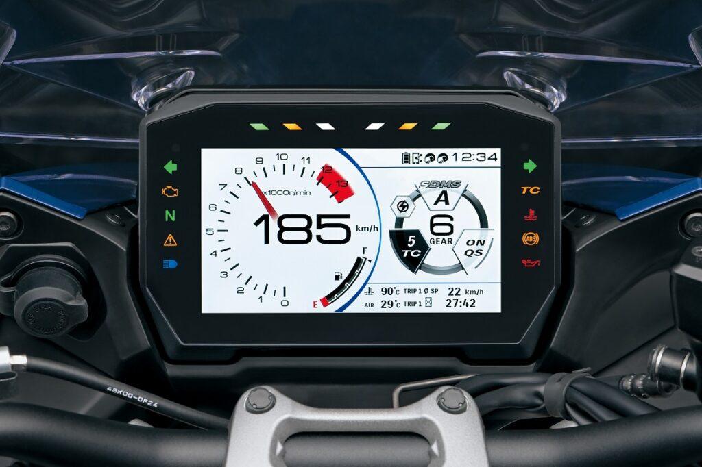 Suzuki GSX S1000GT 7