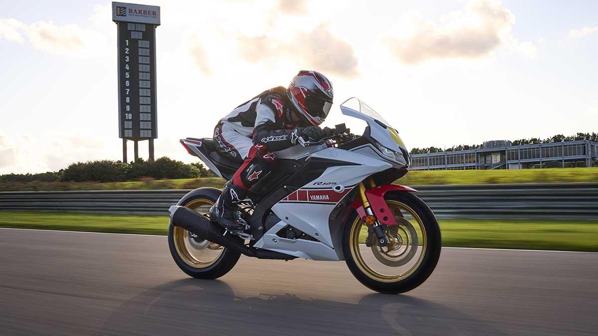 Fotos: Yamaha YZF-R 125 60 Aniversario