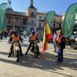 I Encuentro Nacional de Motos Antiguas de la FEVA