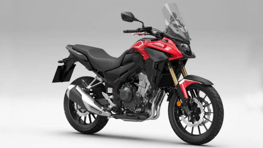 Honda CB500 X 2022