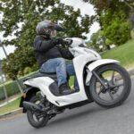 Prueba Honda Vision 110 Euro 5