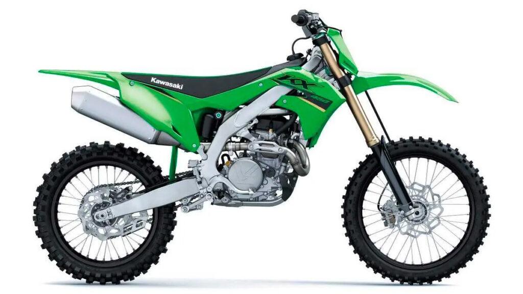 Kawasaki KX 450 2022