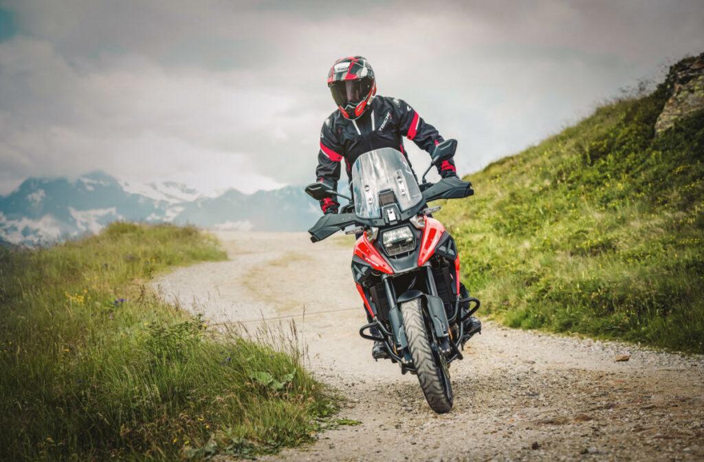 motos trail 2