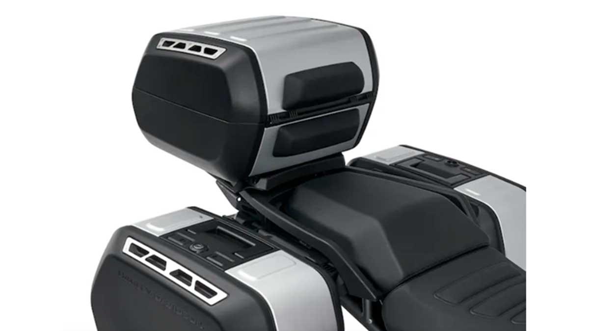 SHAD y Harley-Davidson se unen en dos nuevas líneas de equipaje