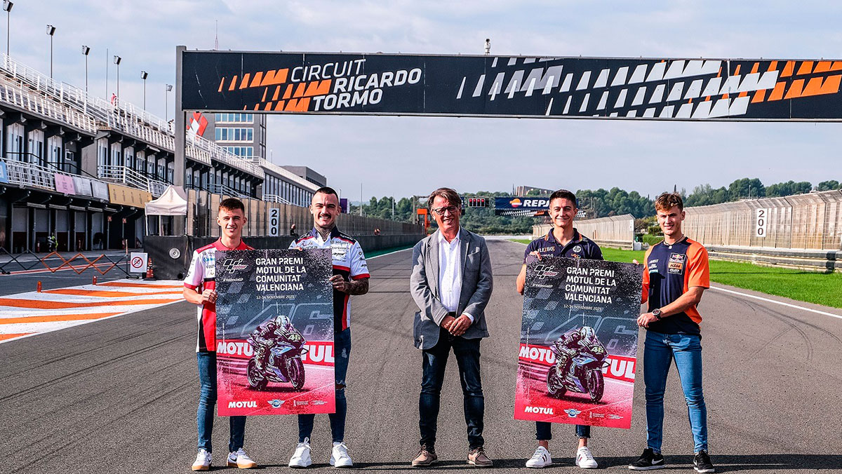 El público y Rossi serán los protagonistas del GP de Comunitat Valenciana de MotoGP