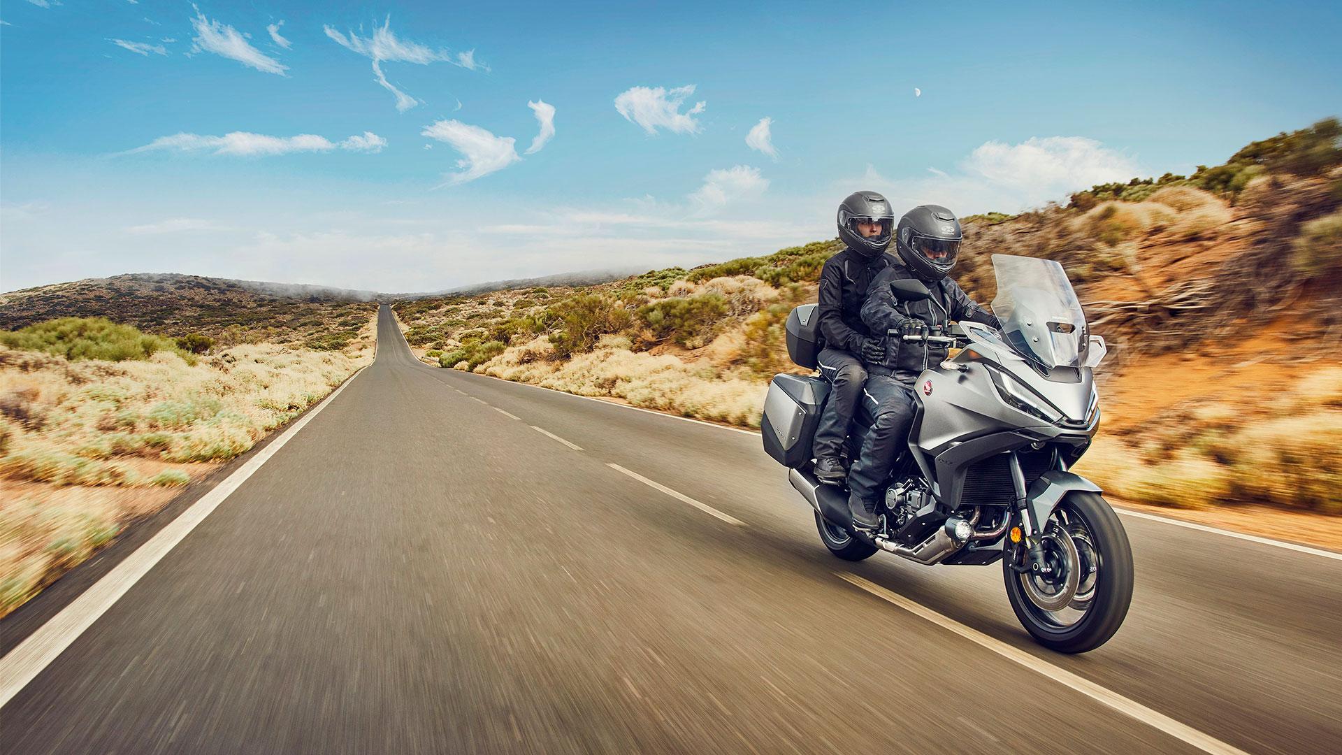 Honda NT 1100 2022: una tourer con mayúsculas