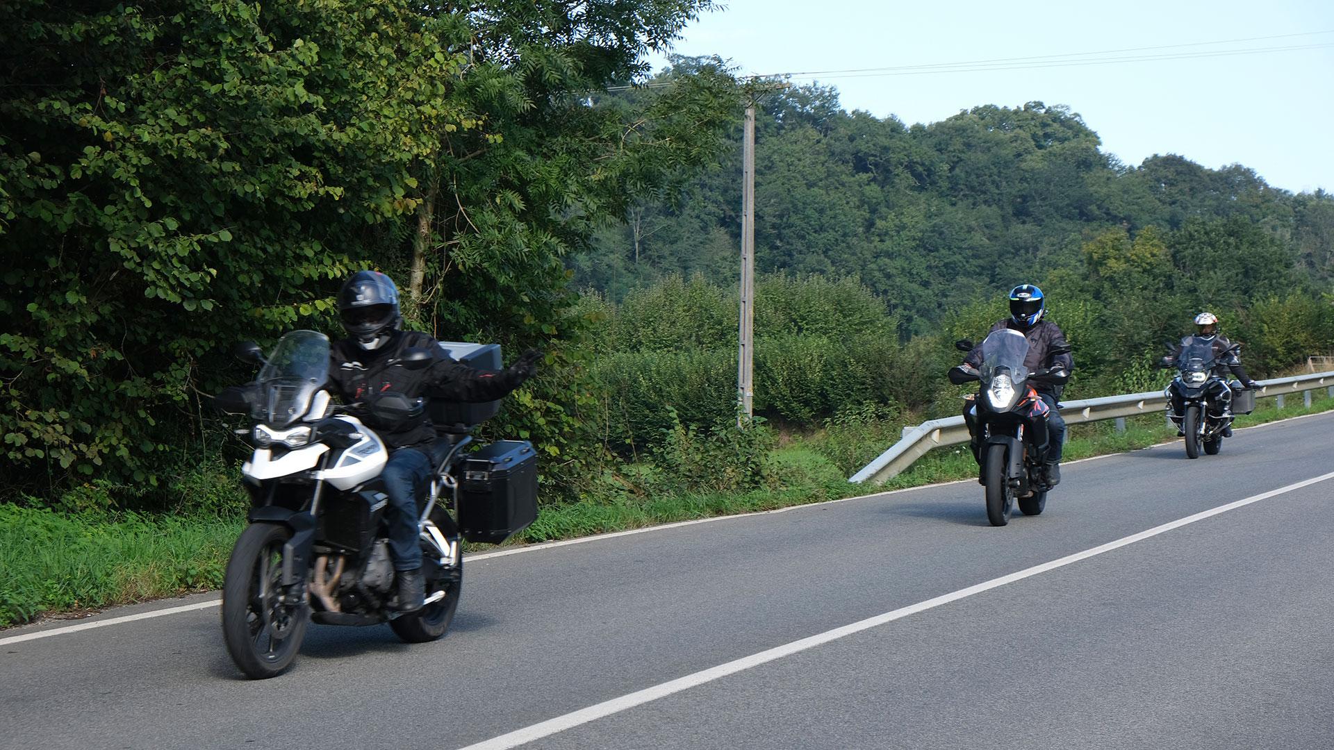 Reforma de la Ley de Tráfico: luces y sombras para el colectivo de la moto