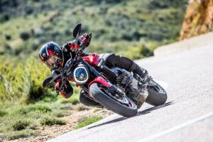 Prueba de la Ducati Monster 950