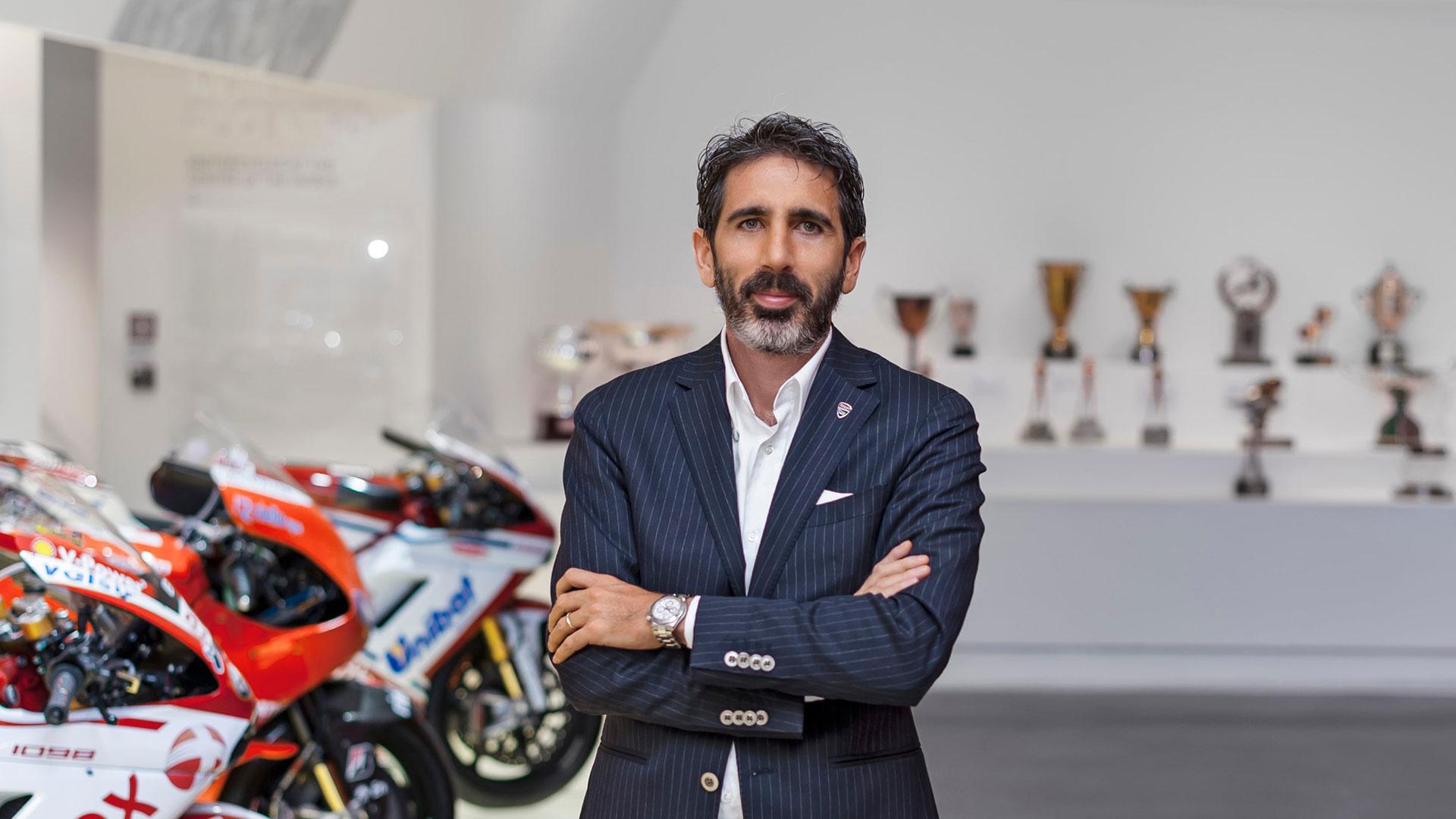 Año récord para Ducati: más entregas en los primeros nueve meses de 2021 que en todo 2020