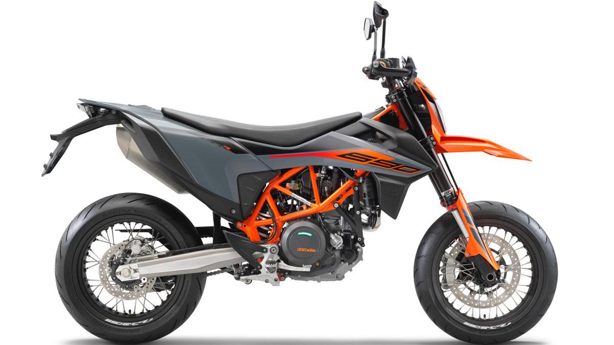 Más revisiones para los modelos KTM: turno para las motos equipadas con el motor LC4