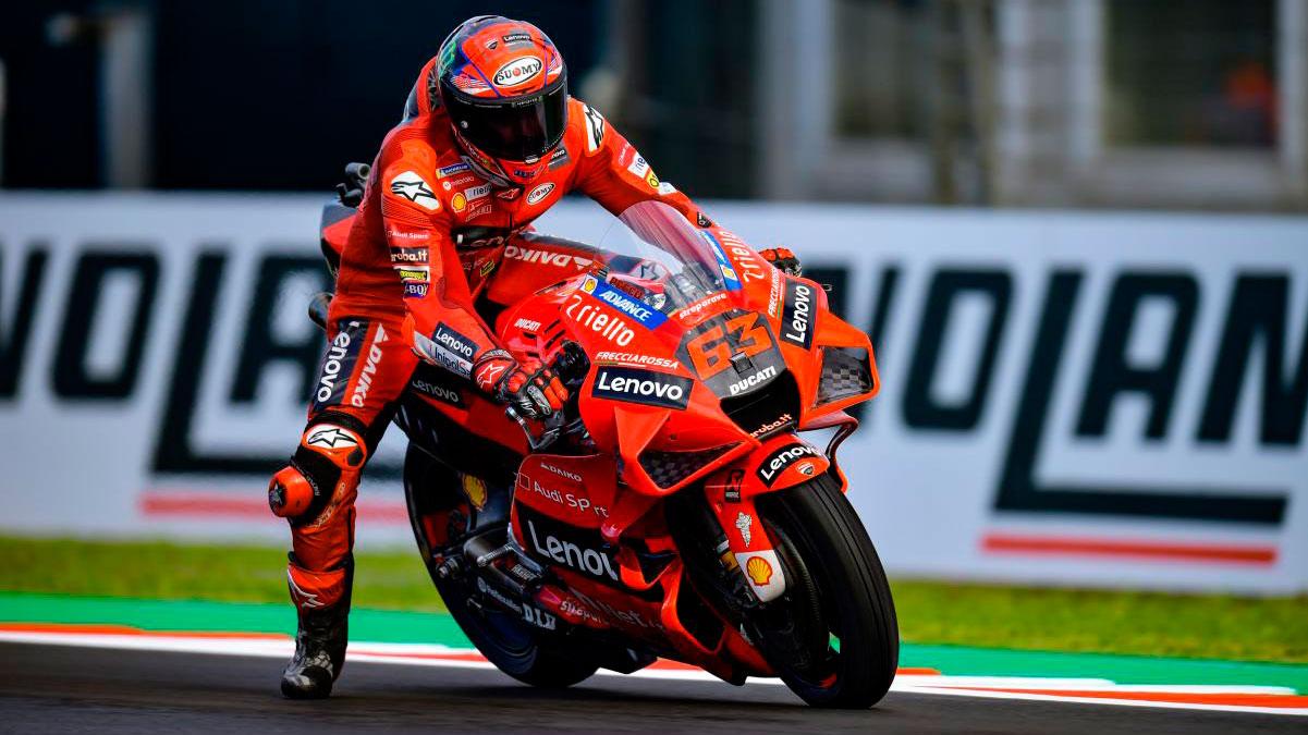 ¿Quién saldrá primero del GP de Emilia Romaña de MotoGP?