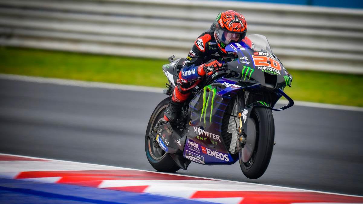 MotoGP Emilia Romaña: Quartararo se proclama campeón del mundo de MotoGP