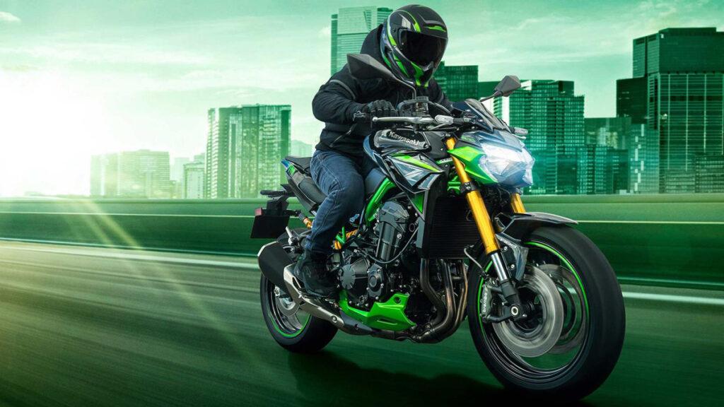 Kawasaki Z900 SE